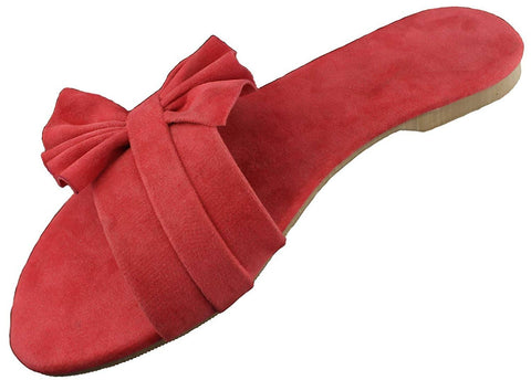 430e921533fb Quick View Add to Wishlist. Foot Wagon Pink Bow Flats ...