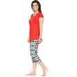 Hot and Beautiful Lounging Pyjamas Set for Casual Wear -SW231