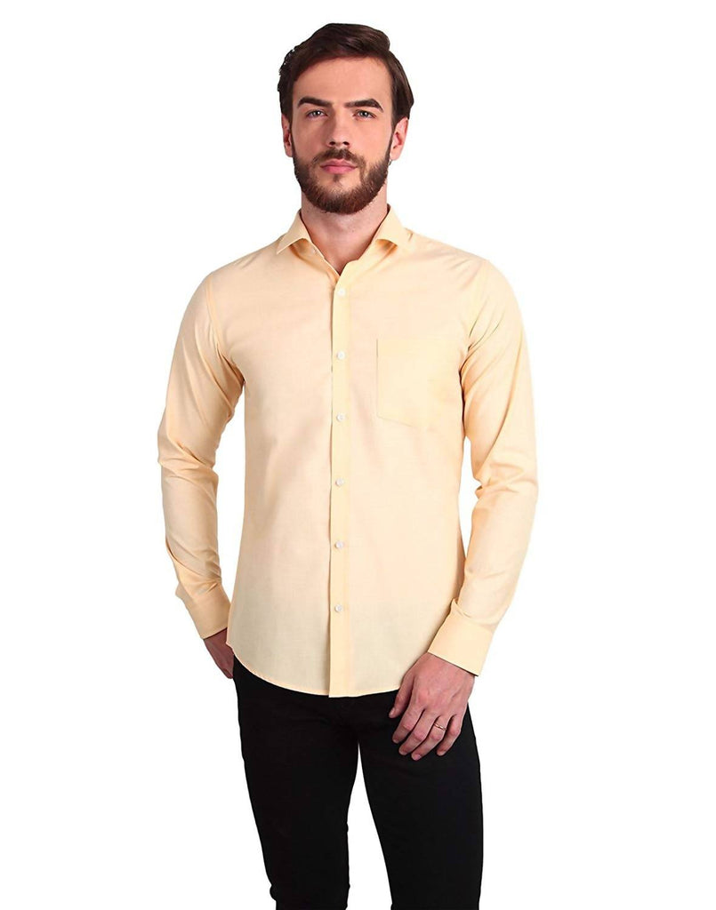 Alvin Kelly solid Casual Shirt for Men (Grey Color)