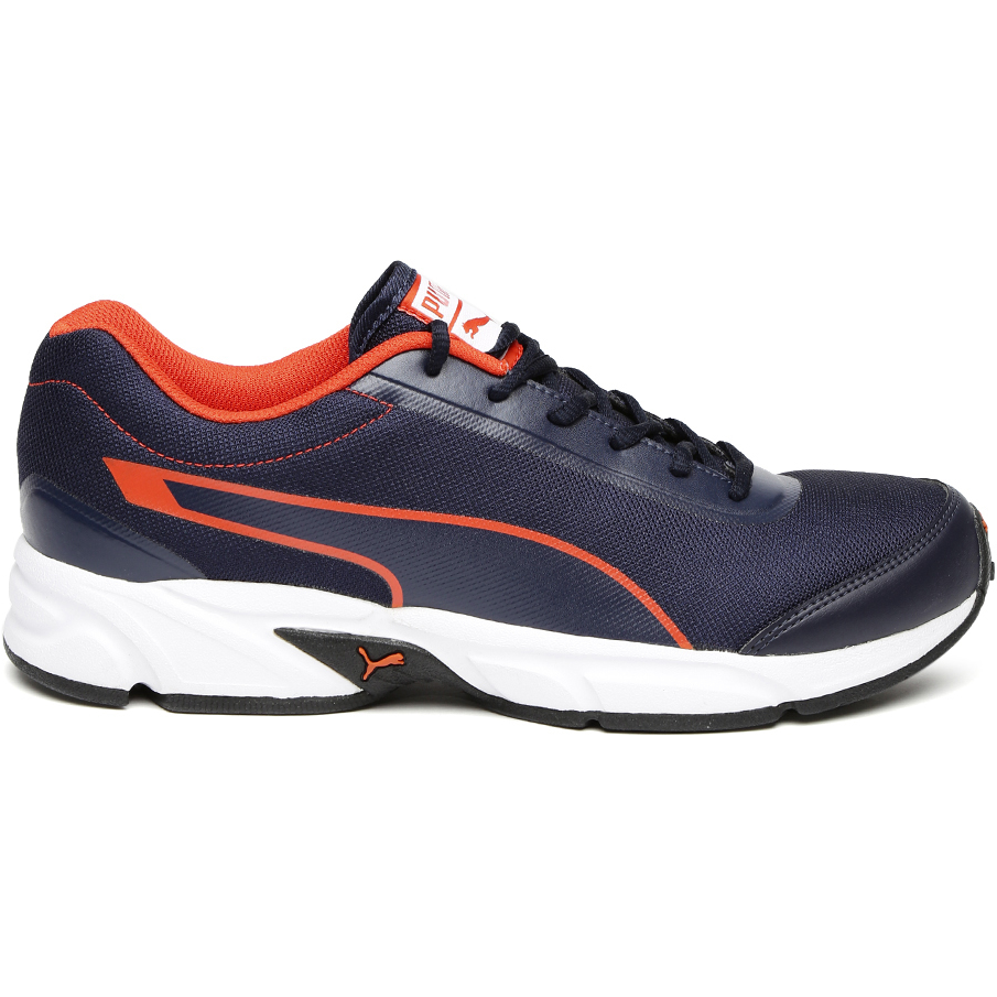 Puma Men Navy Nautical DP Running Shoes