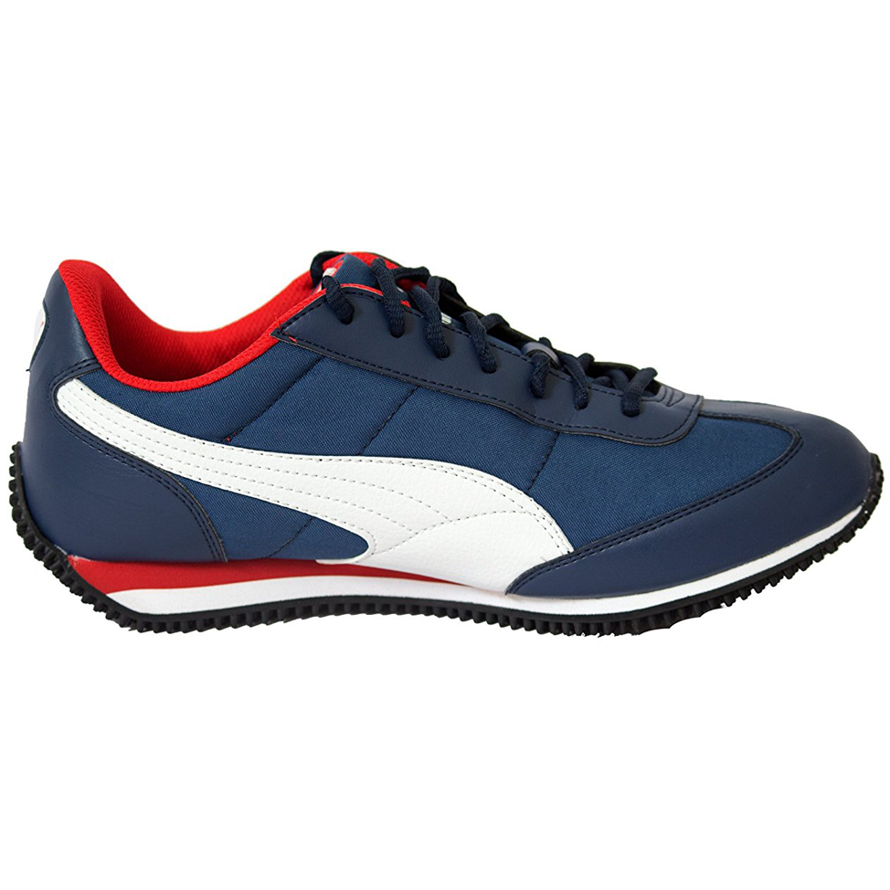Puma Men's Speeder Tetron II Ind. Sneakers Multi Sport Shoes