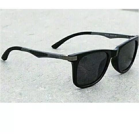 Black Wayfarer Sunglasses For Men
