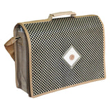 Attache Executive File Bag (Brown)