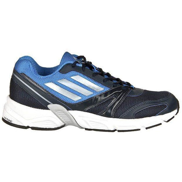 Adidas Men Blue & Silver Toned Hachi Running Shoes-D70457