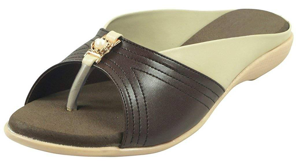 MICRO-SOFT Women's Fashion Sandals