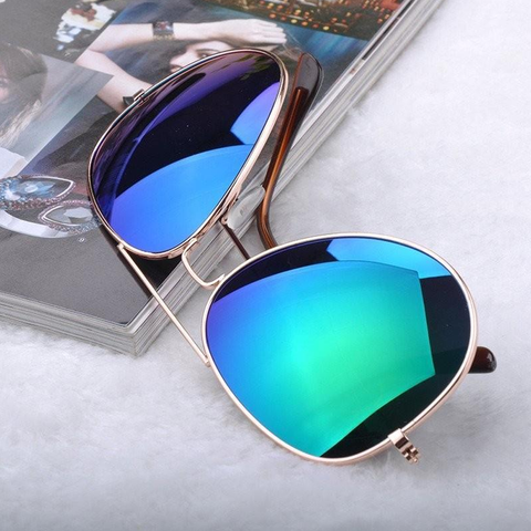 Sunglasses Blue Mercury Wayfarer Goggles For Men