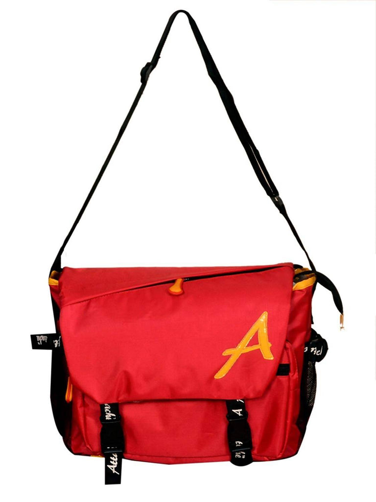 Attache College / Sling Bag (Red)