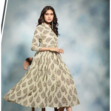 Cozy and Beautiful, Frock Type Kurtis, Make You Breathe Easier, Summer Special
