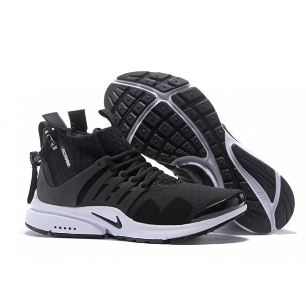 Mens Acronym x Nike Air Presto (Black_White)