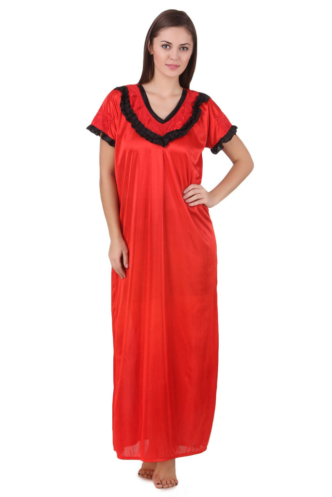 W-GOWN1-RED-XS