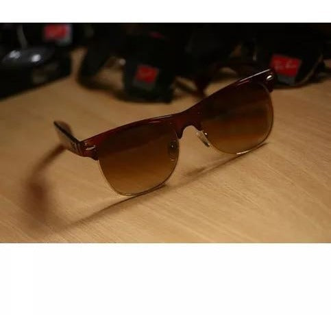 Brown Club Master Sunglasses For Men