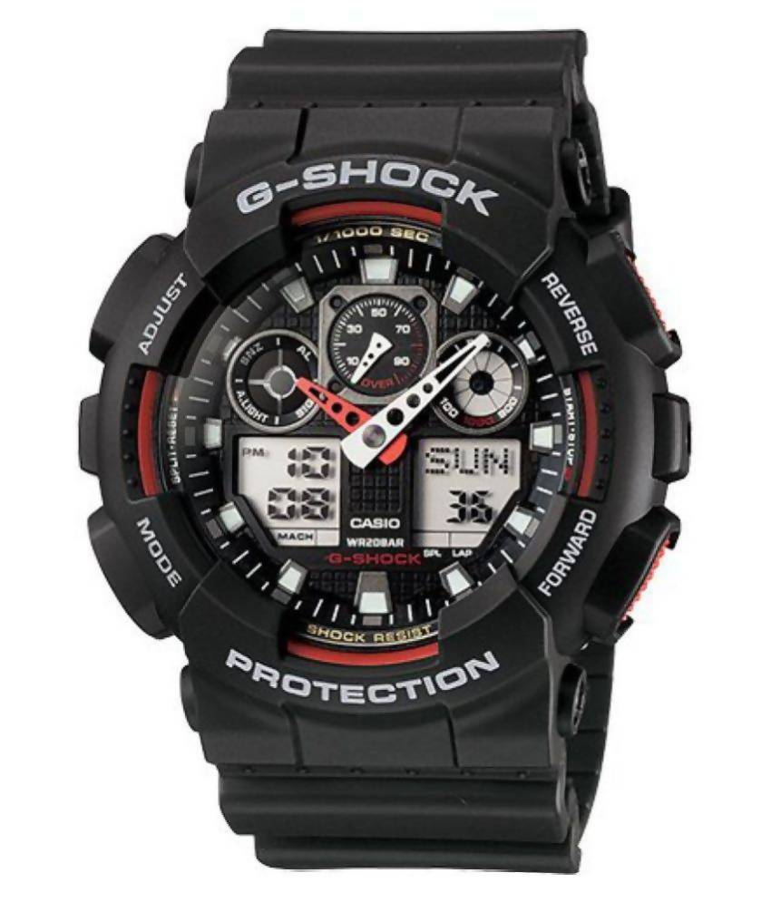 casio g-shock g6598 PU Analog-Digital