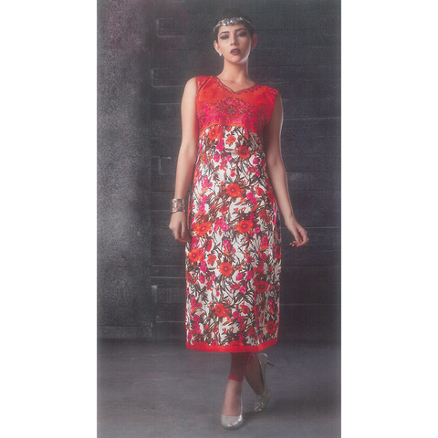 Albeli Silk Long, Hot and Beautiful Kurtis for Party Wear