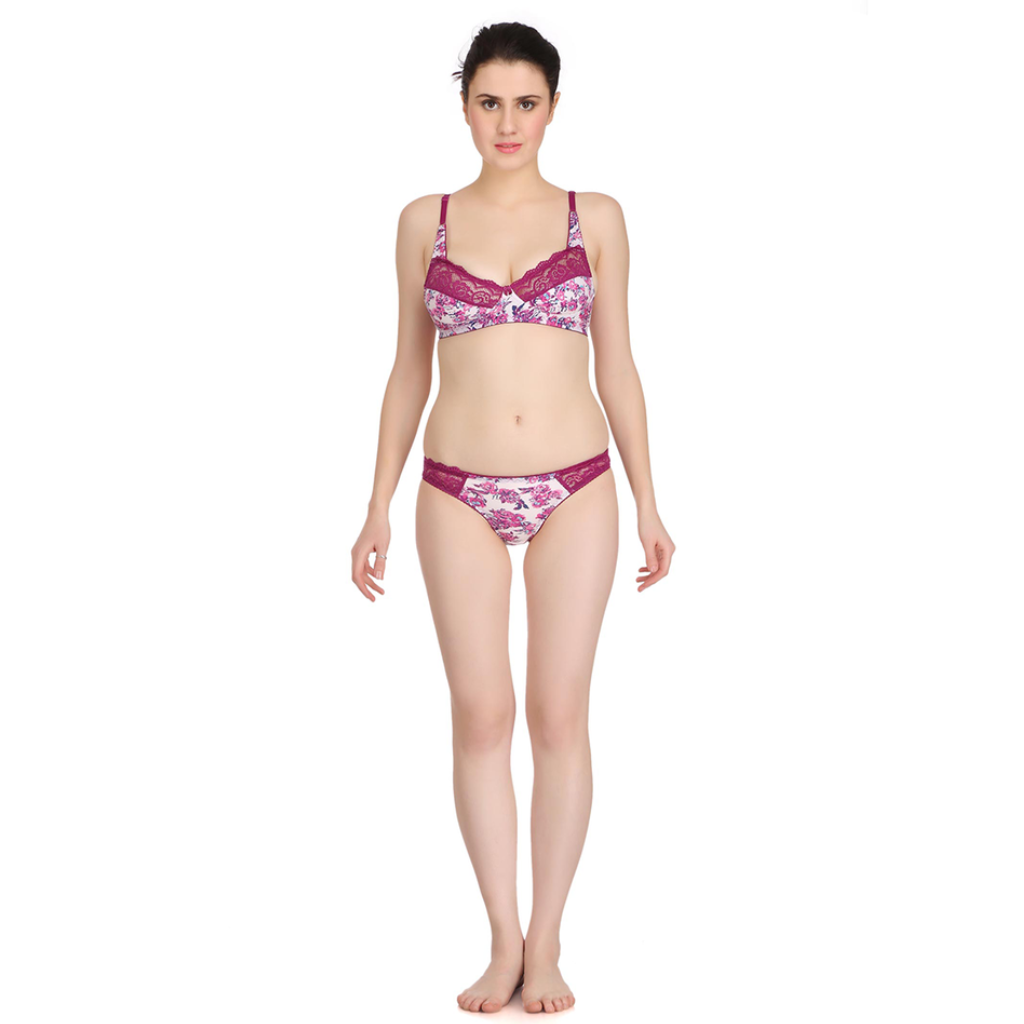 Super Beauty and Blush Shandaar Bikini Set for Casual Beach Party