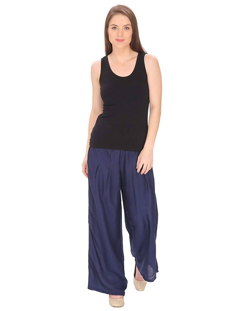 DAMEN MODE Women's Straight Pants