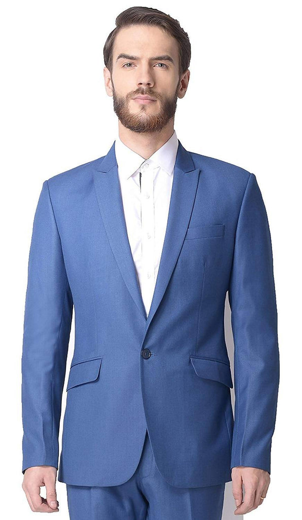 Alvinkelly The Blue Men's Suit