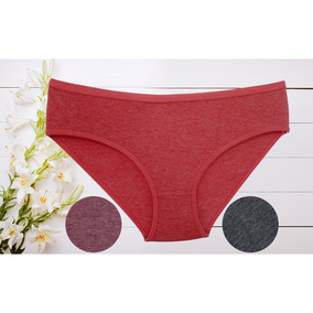 Women Cotton Full Coverage Hipster Panties for Regular Wear