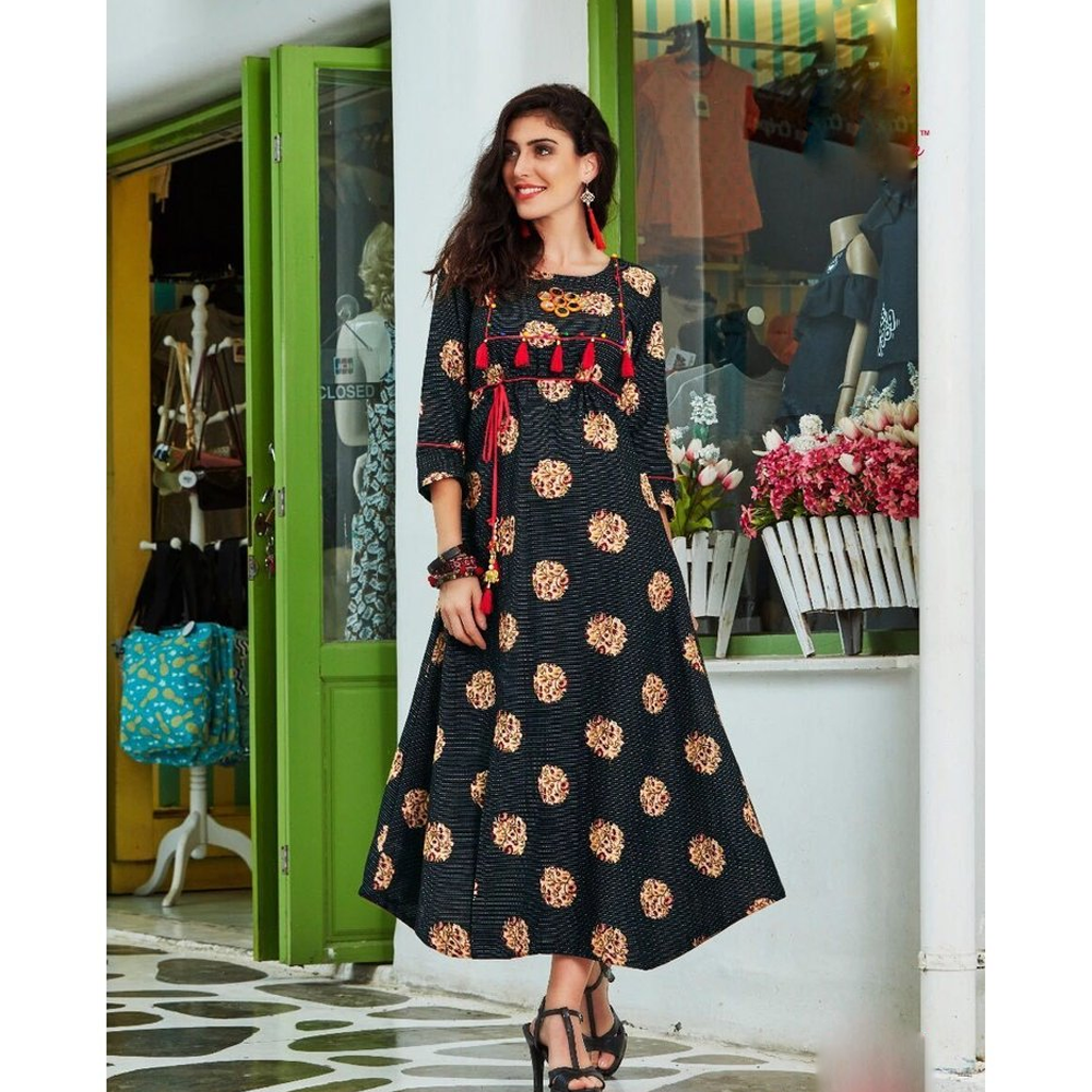 Designer Fashionable Kajal Style Fashion Adiba-1006