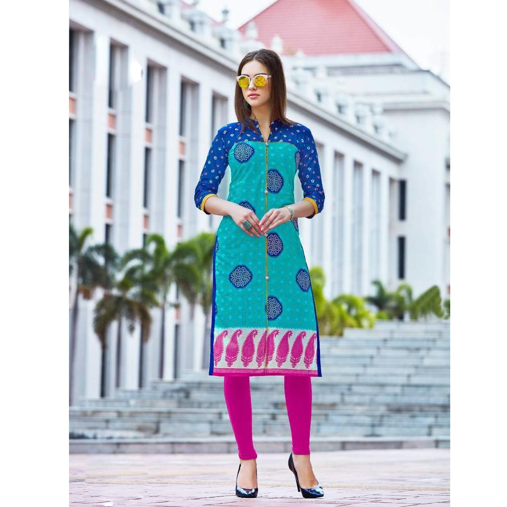 Stylish Printed Soft Cotton Wear for Summer