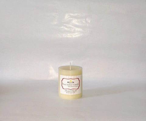 Peppercorn & Nutmeg Handmade Scented Pillar Candle PIC0016