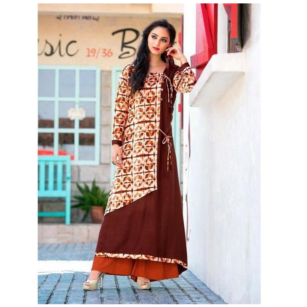 Vintage Indian Fashion House, Make You Look Stunning and Attractive, Full Length Party Wear