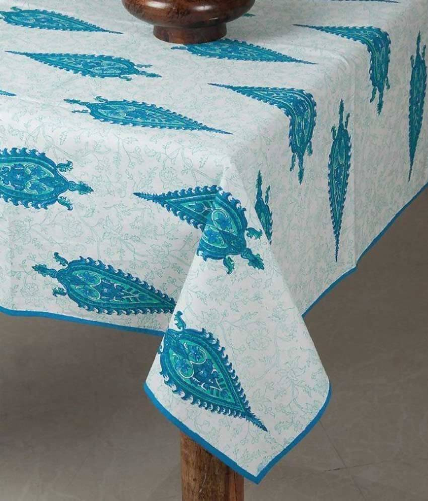 Myyra 6 Seater Cotton Single Table Covers