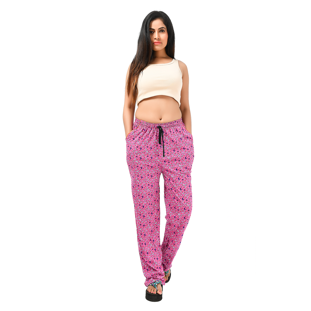 Pretty and Comfortable, Cotton Pyjamas for the Hosiery Wear- PFA