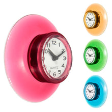Suction Shower Clock