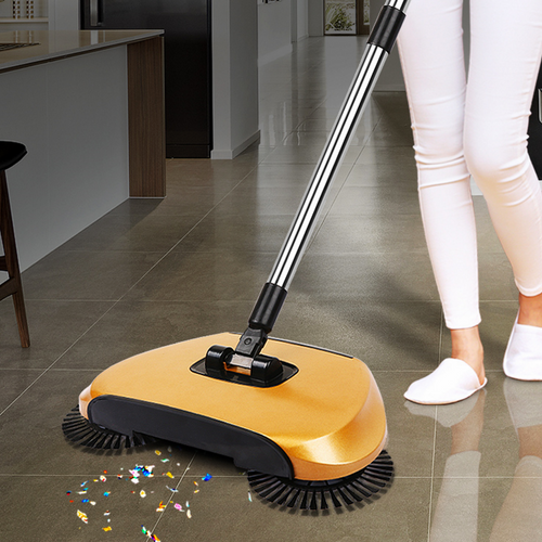 Effortless Magic Push Broom