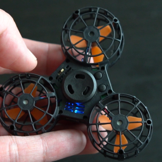 Flying Fidget Spinner