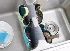 2 Sided Kitchen Sink Caddy