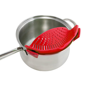 Easy Pot Strainer