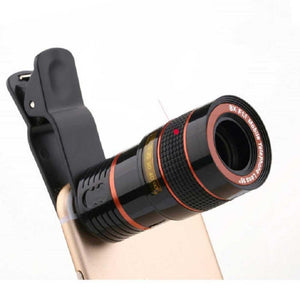Ultimate Zoom Lens