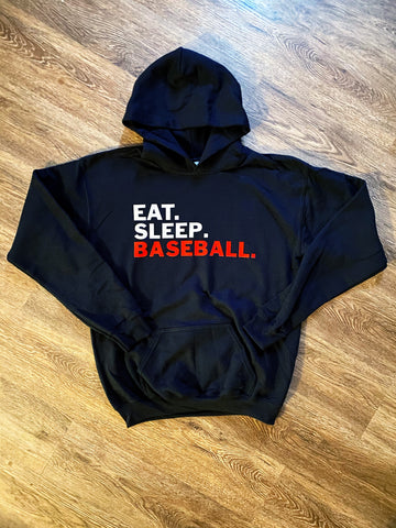 Eat. Sleep. Sport.