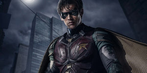 Initial Trailer For Titans DC Universe Series