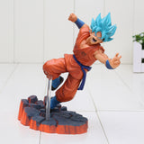 14cm Dragon Ball Z Super Saiyan Son Goku, Golden Frieza Collectibles