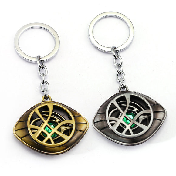 MARVELS Doctor Strange Eye Of Agamotto KEYCHAIN