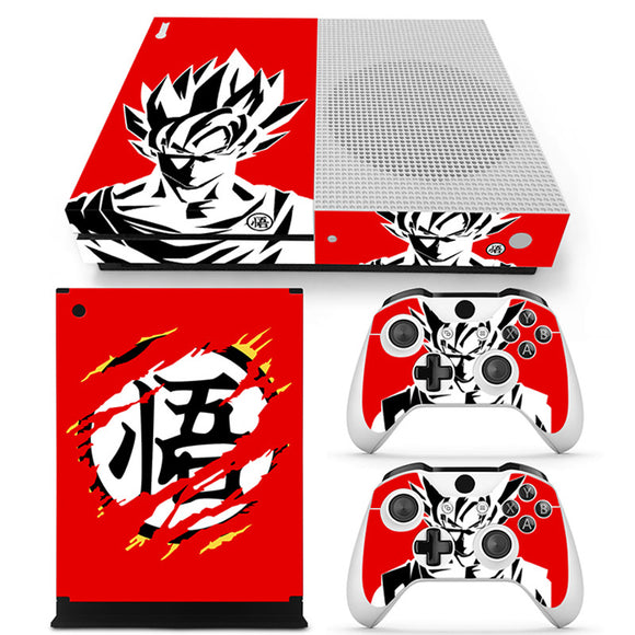 Dragon Ball Z Son Goku Xbox One Skin