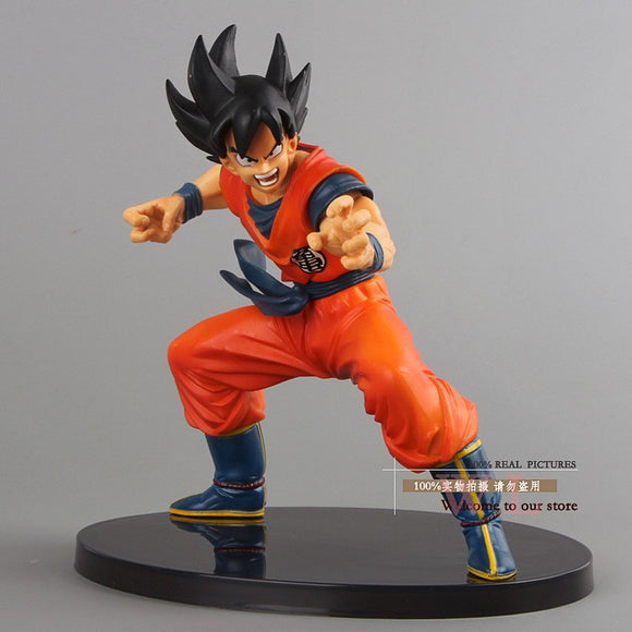 Dragon Ball Z Goku fighting pose