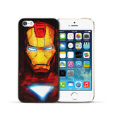 Marvel and DC covers for iPhone 5 5s