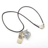 NARUTO Hidden Leaf Necklace