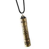 NARUTO Ninja Scroll Pendants