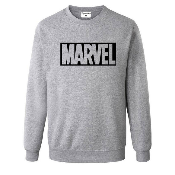 Marvel Cotton Sweatshirts