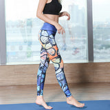 Yoga Pants Running Sports Legging Fitness Woman