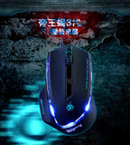 Professional Emperor Scorpion III USB Wired Gaming Mouse