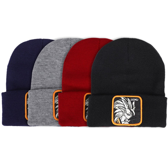 Dragon Ball Z Beanie Hats