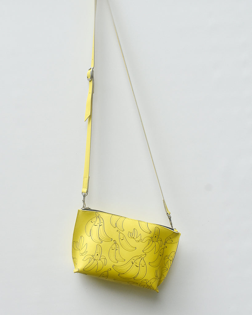 Bananagram Everyday Leather Zip Cross-body