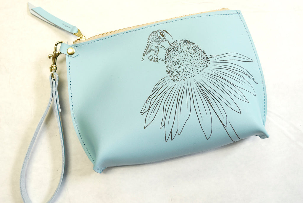 Busy Bee Everyday Wristlet