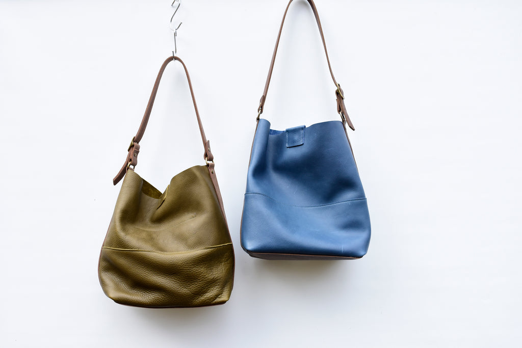 Revamped Catalina Leather Hobo Bag
