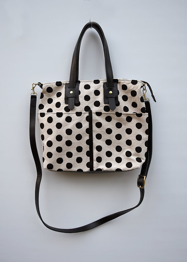 Kingsley Canvas Tote
